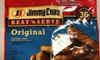 Jimmy Dean Sausage Products Recall Issued, Products May Contain Pieces of Metal