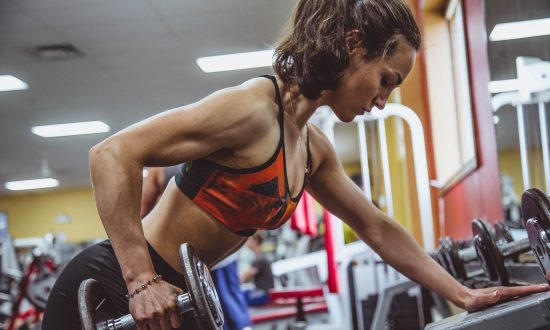 If you are spending several hours a day at the gym,  you may have an exercise addiction.(Alora Griffiths/Unsplash)