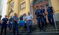 Gunman in Brazil Cathedral Kills Four Before Killing Himself