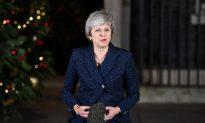 Theresa May Clings to UK Premiership Amid Brexit Chaos