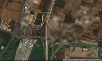 Secret Military Bases Exposed by Russian Satellite Map Company
