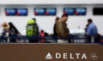 Delta Air Lines Shares Drop on Weak Revenue Outlook