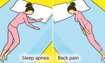 These 6 Sleep Positions Tell Your Personality Type—And They Also Affect Your Health!