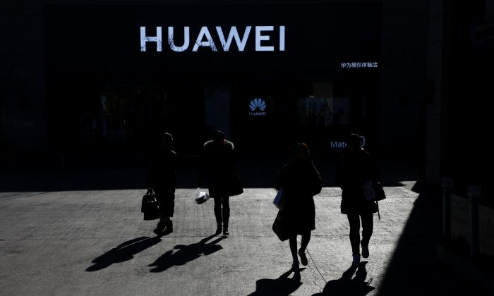 British Official Walks Out of Huawei Meeting Over Security Concerns
