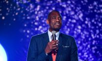 NBA Legend Dikembe Mutombo Flies Boy With Tumor to US for Surgery