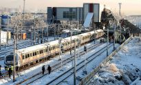 Turkish Train Crash in Ankara Kills 9, Injures 47