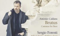 Album Review: 'Antonio Caldara: Brutus, Cantatas for Bass'