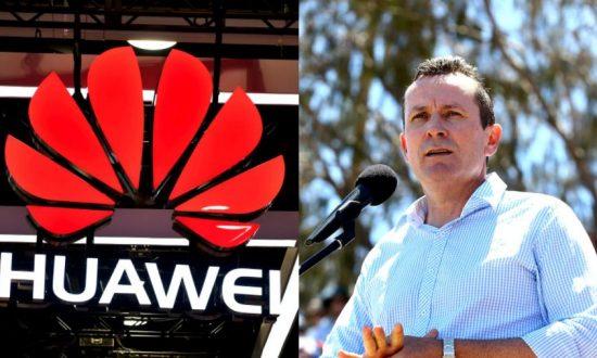 West Australian Govt Dismissed Warnings on Huawei: Report