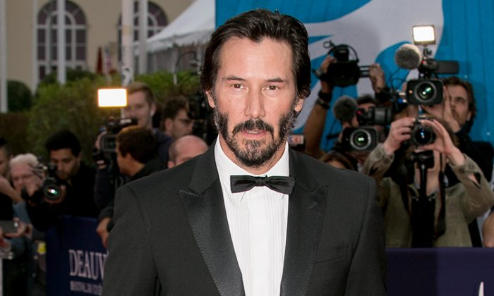 Hollywood Superstar Keanu Reeves Has Secretly Been Financing Countless Children's Hospitals