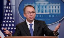 Trump Picks Budget Director Mulvaney to Be Next Chief of Staff