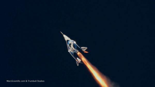 U.S. Has Two More Astronauts Courtesy of Virgin Galactic