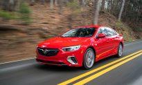 2018 Buick Regal GS AWD