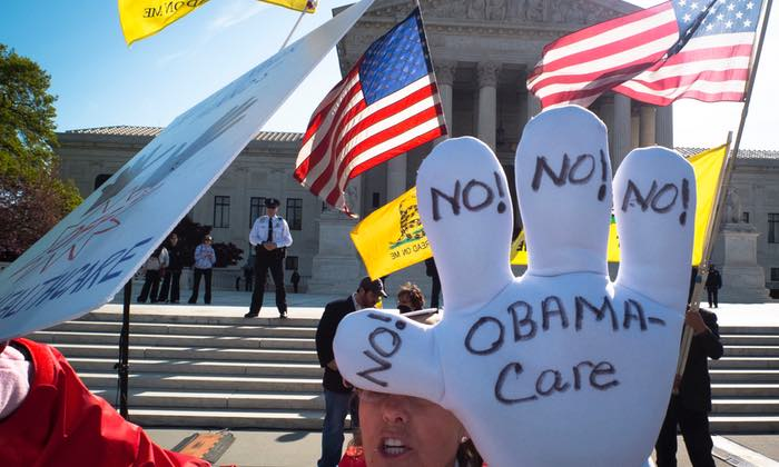 Federal judge declares ObamaCare unconstitutional