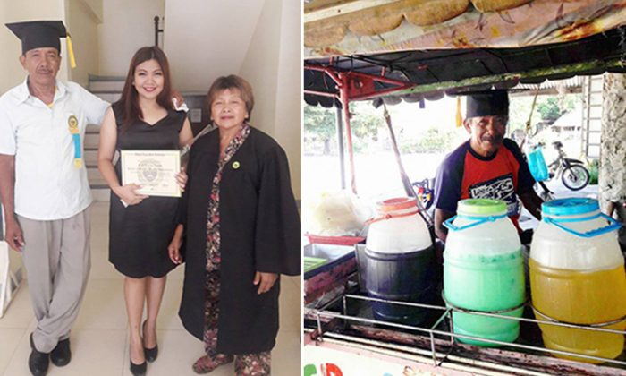 Hardworking fishball vendors 'endure everything' to send all 4 daughters to college