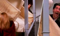 Iconic 'Friends' couch scene officially gets solved with mathematical formula