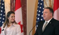 Pompeo Says China's Detention of Two Canadian Citizens Is Unacceptable