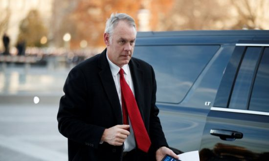Energy Secretary Zinke to Leave as Trump Reshapes Cabinet