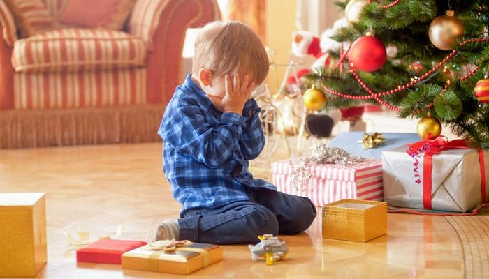 Both the Santa story and consumer culture promote the ideal of wish-fulfilment, but parents can model adaptability and a healthy understanding of limitations by supporting children through disappointment. (Shutterstock)
