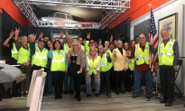 New California 'Yellow Vest' Movement Joins French Citizens Against Socialism and Globalism