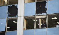 Blast Smashes Windows, Wrecks Offices at Greece's SKAI TV