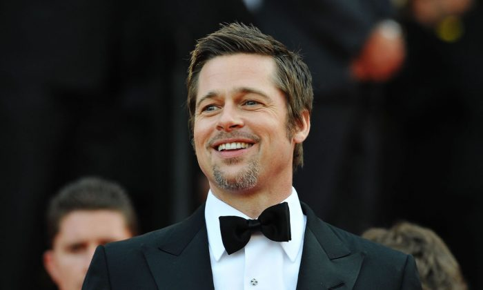 Brad Pitt attends the Cannes film festival for the Inglorious Bastards premiere in France, May 20, 2009. (Francois Durand/Getty Images)