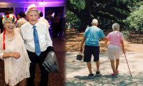 93-year-old widow thought she'd never love again till 87-yr-old swept her off her feet