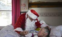 Michigan Man, 90, Brings Christmas to Wife in Nursing Home