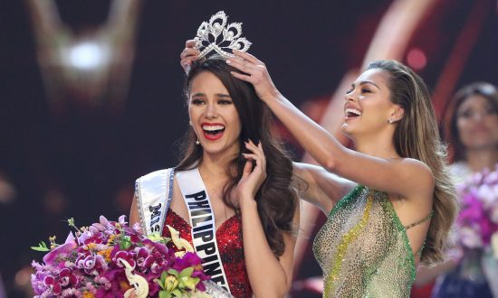 Videos of the Day: Miss Philippines Crowned Miss Universe 2018