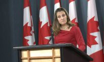 Canadian Foreign Affairs Minister Freeland Says Corners Couldn't Be Cut With Huwei CFO Arrest