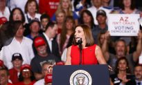 Martha McSally Appointed to Senate Seat Left by John McCain
