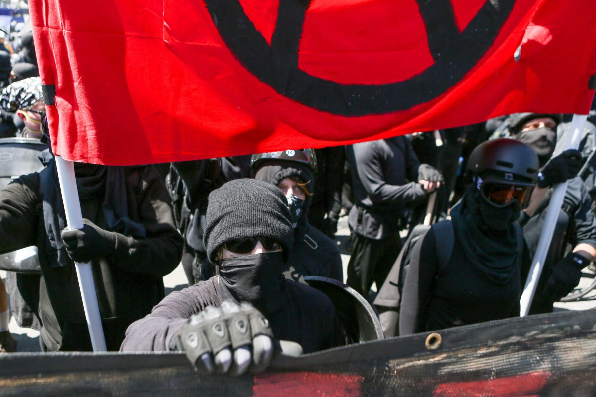 Trump Calls Out Antifa as Starbucks Closes Shop in Portland Ahead of Planned Violent Clashes