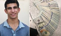 California teen finds $10,000 in lost purse, makes everyone proud with his next move