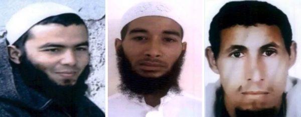 suspects in Morocco tourist killings