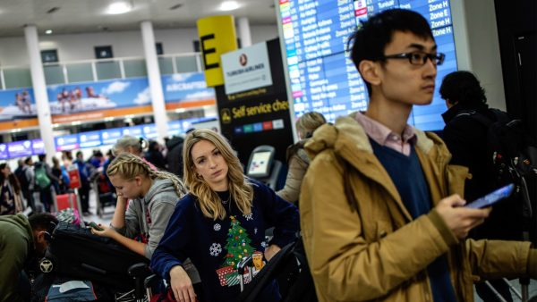 Birmingham Airport flights grounded after 'air traffic fault'