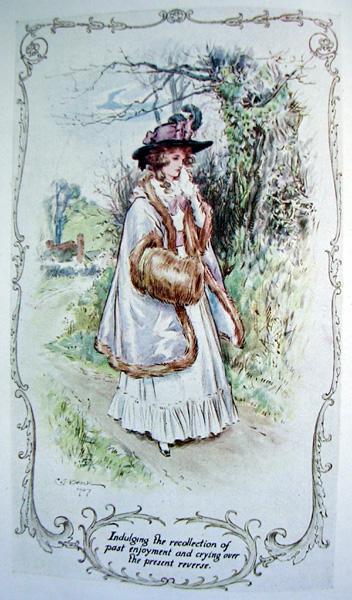 Jane Austen Sense and Sensibility 1908 C E Brock