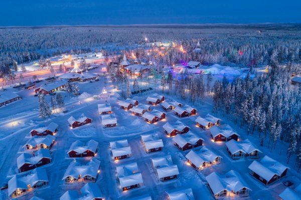 Rovaniemi, Santa Claus village