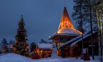 The Business of Santa Claus in Lapland