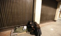 With the Click of a Button, Britain's Homeless Crowdfund Their Way to Work
