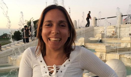 Carla Valpeoz, a Michigan woman who has gone missing in Peru, in a file photo. (Help Find Carla Valpeoz/Facebook)
