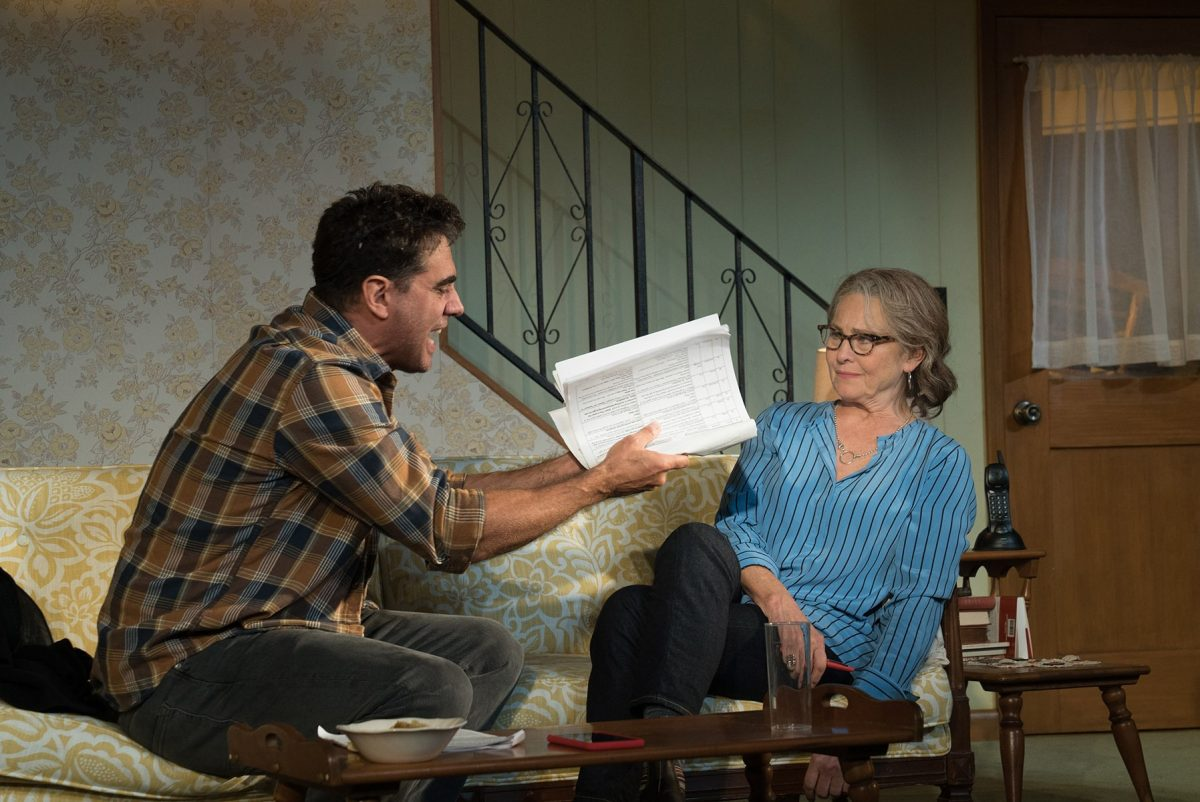 The Lifespan of a Fact with Bobby Cannavale and Cherry Jone