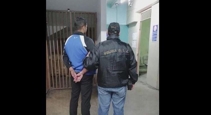 bismarck martinez arrest