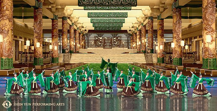 Enjoy a majestic performance of traditional Chinese culture with Shen Yun. (Courtesy Shen Yun Performing Arts)