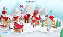 Videos of the Day: Santa is Ready to Make His Move