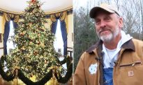Christmas tree chosen for White House was planted 22 years ago by competition winner