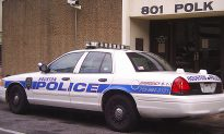Drunk Driver Rams Houston Police Car, Two Officers Severely Injured