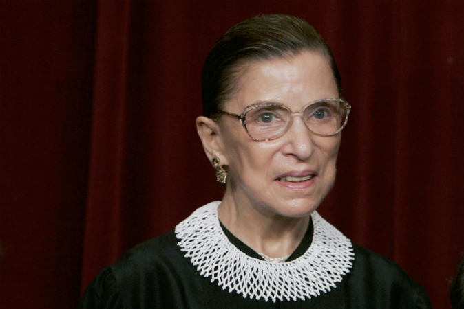Justice Ruth Bader Ginsburg's recovery is 'on track'