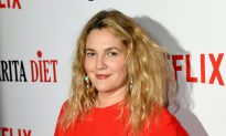 Drew Barrymore Posts Before & After Photos While Revealing She Lost 25 Pounds