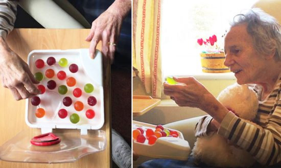 Graduate invents 'edible water' after grandma with dementia is hospitalized for dehydration