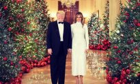 Videos of the Day: Trumps' Christmas Message: Spreading 'Love, Compassion, Cheer and Goodwill'