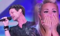 Contestant's Inspirational 'Hallelujah' Cover Has X-factor Judges Awestruck